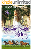 Runaway Cowgirl Bride: Clean & Wholesome Cowboy Romance (Triple J Ranch Book 3)