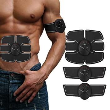 Muscles Toner for Abs Arms Legs Potok Ab Toning Fitness Training Home Workout Fitness Device for Men /& Women