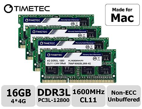 "Late 2012 16GB 2X8GB RAM Memory 4 Apple iMac /""Core i5/"" 2.9 27-Inch"