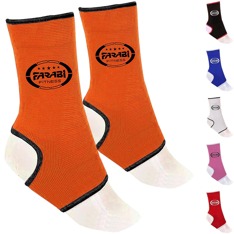 Soporte para el Tobillo apoyos Protector del pie del Vendaje Protector del Tendó n de Aquiles Brace esguince Farabi Sports Braces
