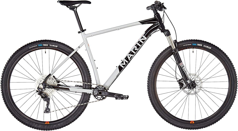 Marin Bobcat Trail 5 Silver 2019 - Bicicleta de montaña, Color ...