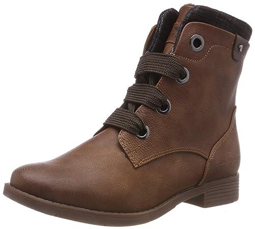 Tom Tailor 5892105, Botines para Mujer: Amazon.es: Zapatos y complementos