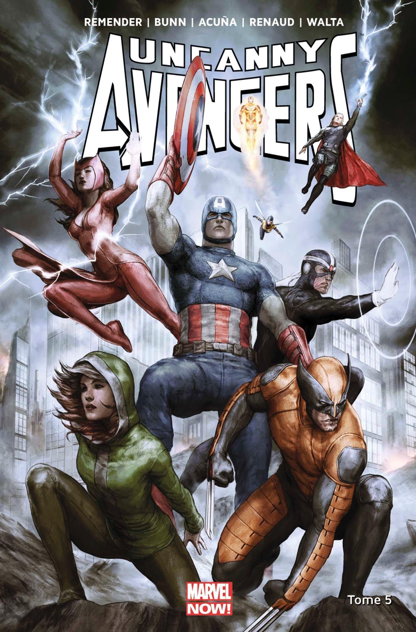 guepe avengers