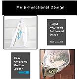 Smart Design Deluxe Mesh Over The Door Pop Up