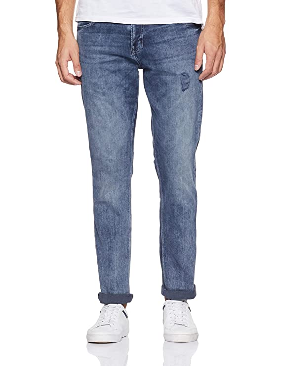 United Colors of Benetton Men's Relaxed Fit Jeans Men's Jeans at amazon