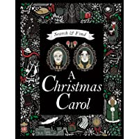 Search and Find A Christmas Carol: A Charles Dickens Search & Find Book (Search & Find Classics)