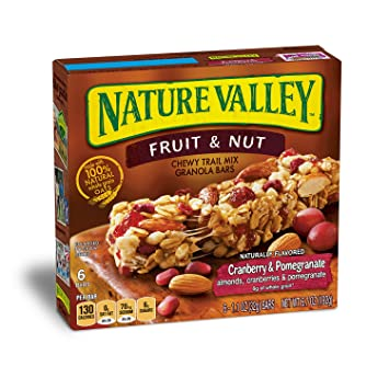 Amazon.com: Nature Valley Granola Bars, Chewy Trail Mix ...