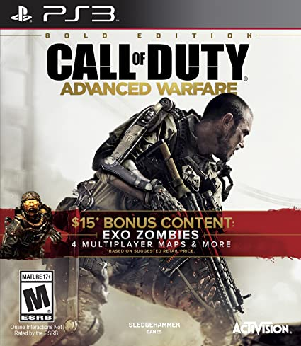 Buy Call of Duty: Advanced Warfare - Gold Edition W/DLC (PS3) Online