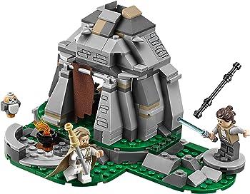 LEGO Star Wars Ahch-To Island Training Building Kit (241 Piece)