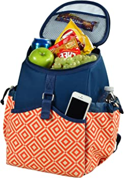 #4 Picnic at Ascot Diamond Collection Cooler Backpack