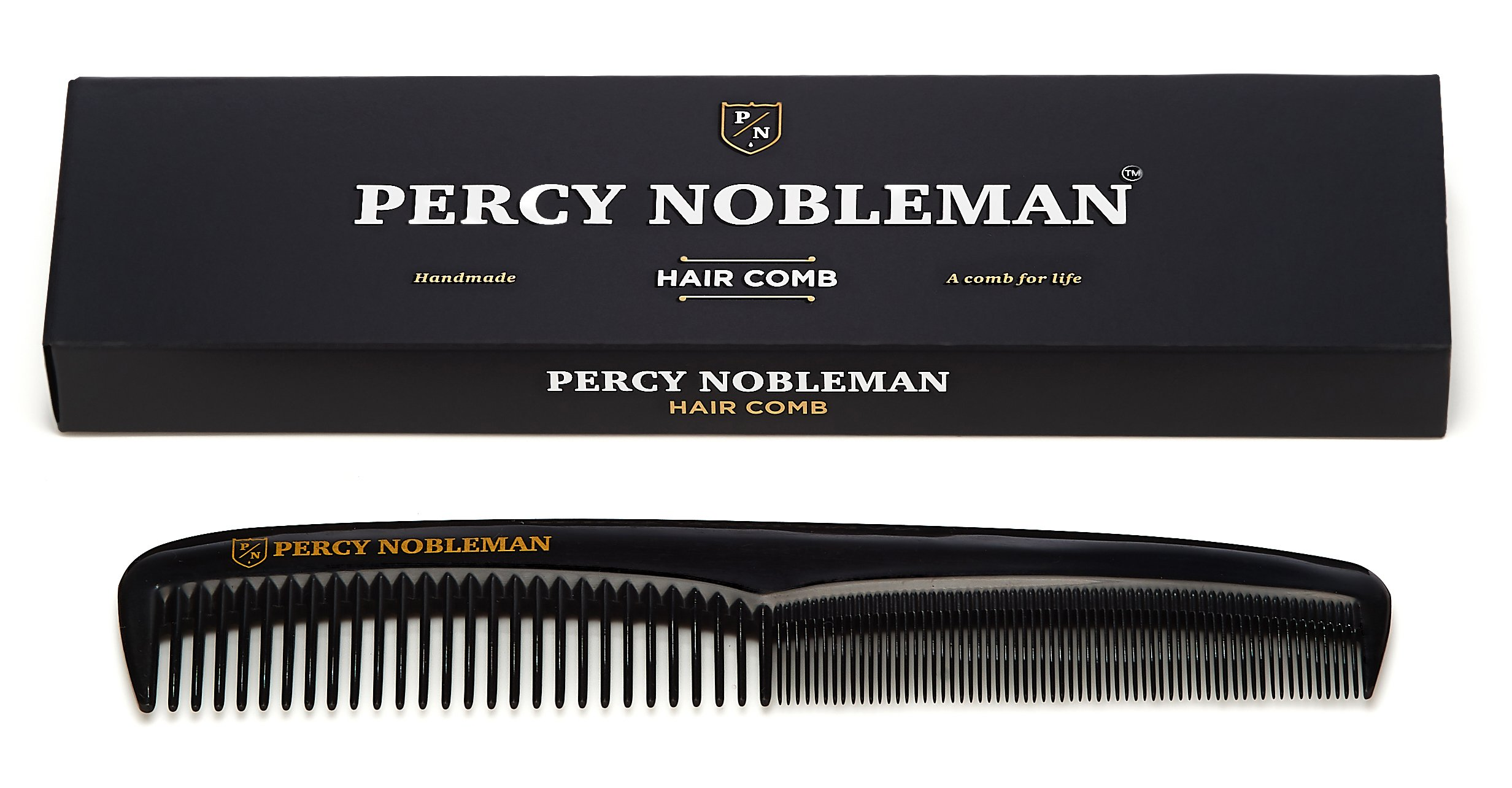 Percy Nobleman Hair Comb (Black) by Percy Nobleman (Image #3)