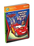 Leapfrog - 82016 - Jouet Premier Age - Livre Lecteur Scout et Violette / Tag junior - Cars 2