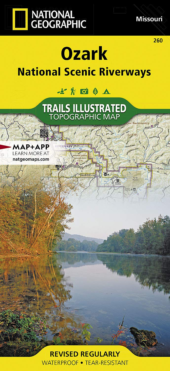 Ozark National Scenic Riverways (National Geographic Trails ...