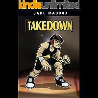 Takedown (Jake Maddox Sports Stories)