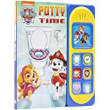 PAW Patrol - Potty Time - Potty Training Sound Book - PI Kids