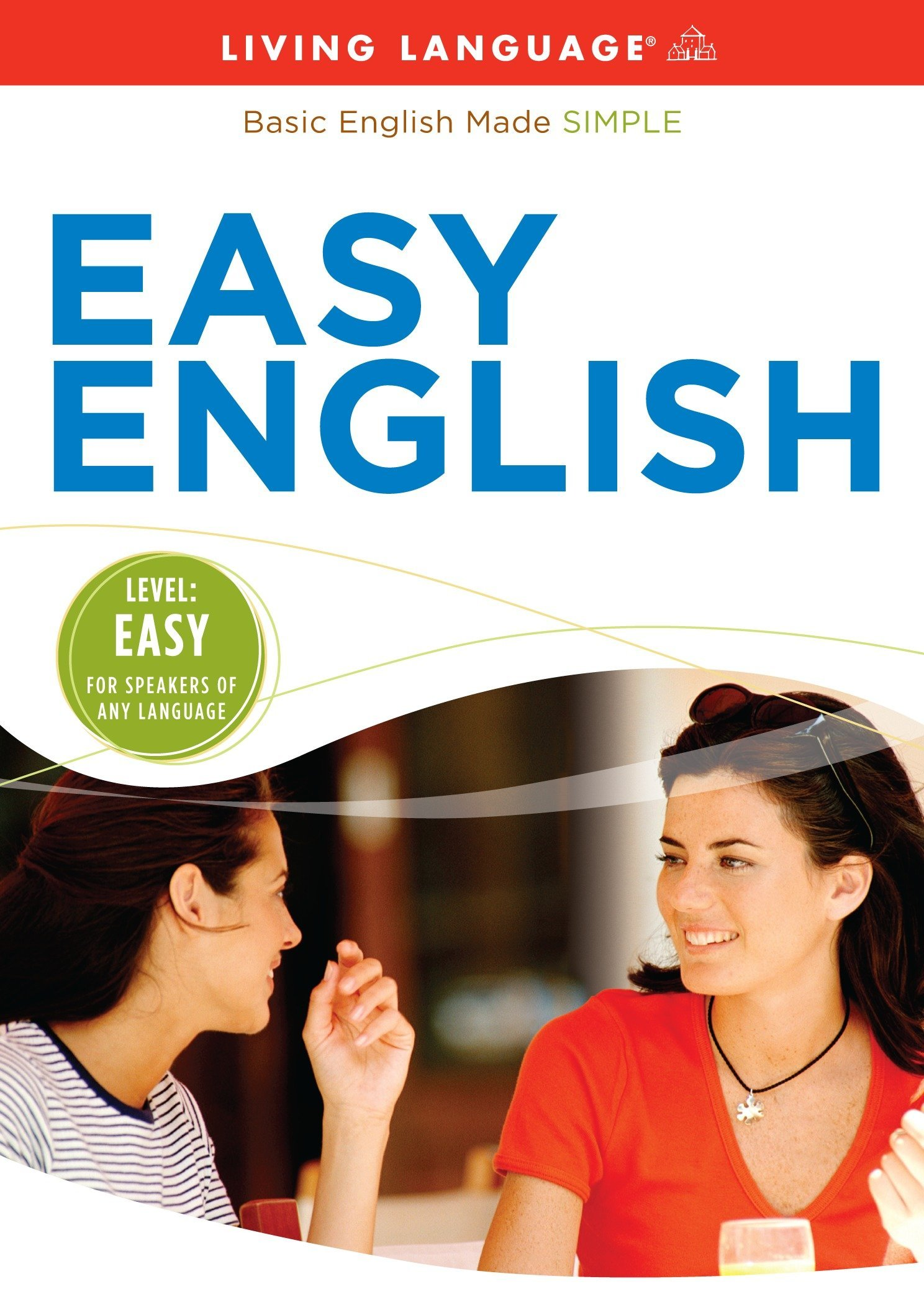 Easy English: Basic English Made Simple (ESL) by Brand: Living Language