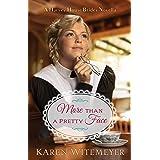 More than a Pretty Face (A Harvey House Brides Novella): A Patchwork Family Novella