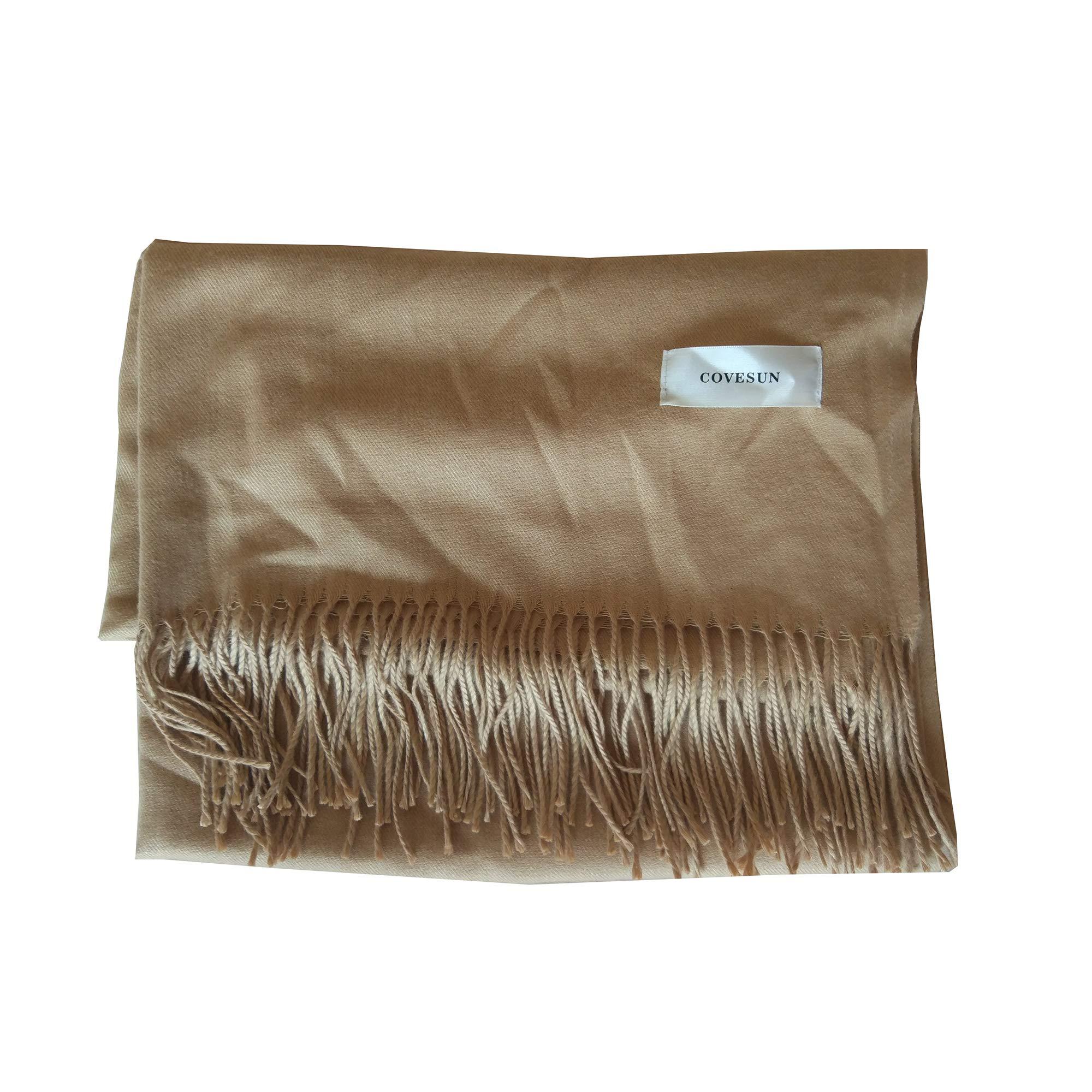 COVESUN Ladies Gift Idea Scarf Fashion Warm Wrap Shawl Winter Stole for Women