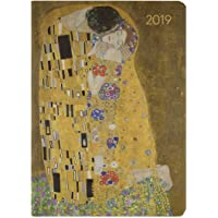 "Agenda settimanale Ladytimer 2019 ""Klimt"" 10,7x15,2 cm"