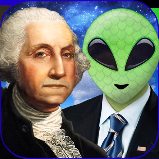 Presidents vs Aliens]()
