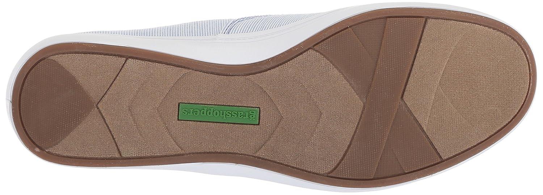 Grasshoppers Women's Janey Ll Textural Stripe Sneaker B072Z7XL5R 8 B(M) US|Blue