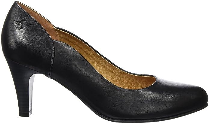 Caprice Femme Escarpins 37 5 black 22402 022 Eu Nappa Noir vwvqr7