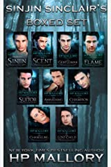 Sinjin Sinclair's Boxed Set: A Vampire Romance Series Kindle Edition