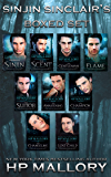 Sinjin Sinclair's Boxed Set: A Vampire Romance Series (The Bryn and Sinjin Series)