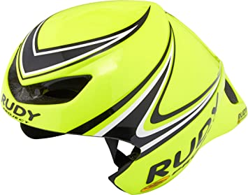 Rudy Project Casco de carretera Wingspan amarillo 2016 Casco de bicicleta