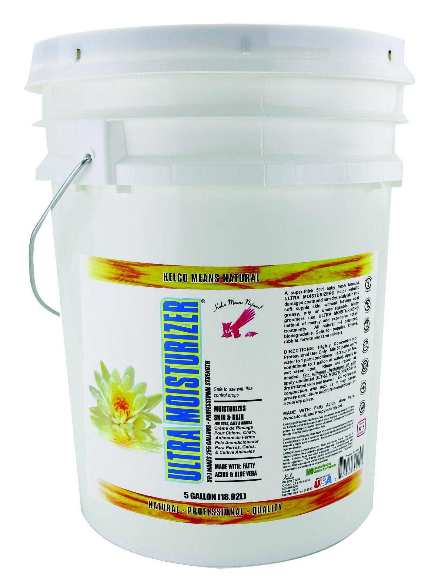 Kelco 50:1 Ultra Moisturizer Conditioner, 5 gal