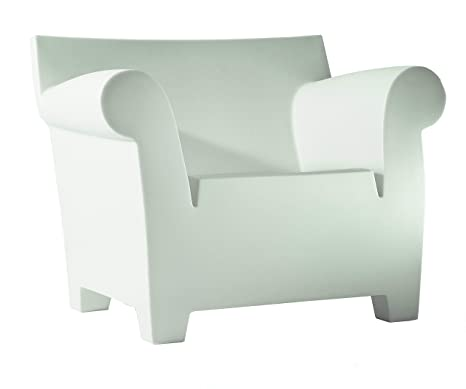 Kartell Poltrona Bubble Club.Kartell Bubble Club Armchair Polyethylene Modern Estandar