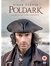 Poldark: The Complete Collection - Series 1 to 5 [2019]