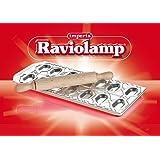 Imperia Raviolamp Moule pour 14 Pesciolini / raviolis de poisson