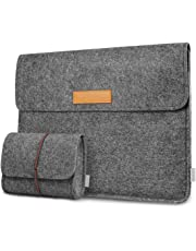 "Inateck Filz Tasche Hülle Kompatibel mit Surface Pro 6/5/4/3 Tablet Ultrabook, Laptop Sleeve Case Laptophülle Kompatibel mit 13'' MacBook Pro 2016/2017/2018,13"" MacBook Air 2018"