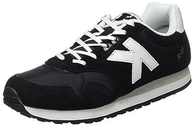 Kelme K-37, Zapatillas para Hombre, Negro (Black/Blanco), 41 EU: Amazon.es: Zapatos y complementos