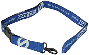 Sparco 099BADGE Lanyard Neck Strap by Sparco: Amazon.es ...