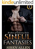 Sinful Fantasies: Paranormal Romance (Brothers of Calamity Book 1)