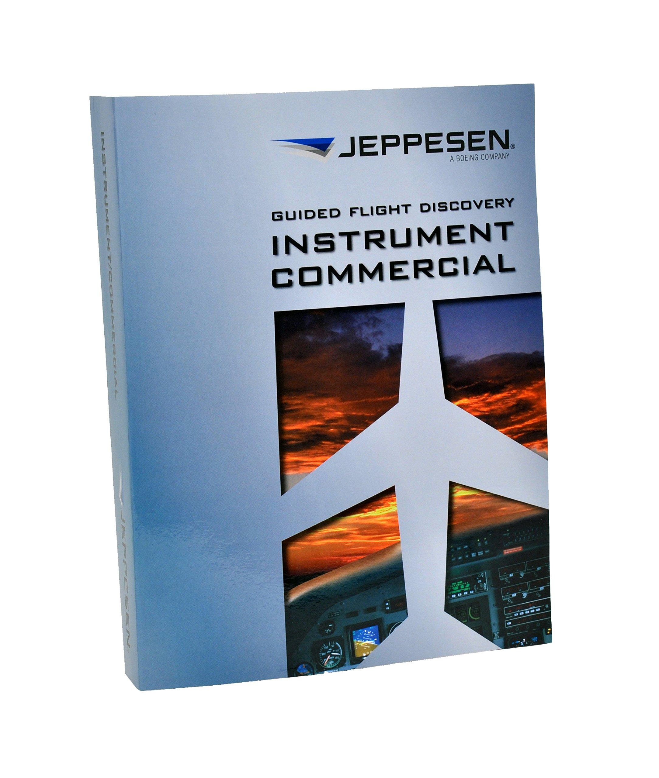 Jeppesen Instrument/Commercial Textbook - 10001784-004: Jeppesen:  9780884871132: Amazon.com: Books