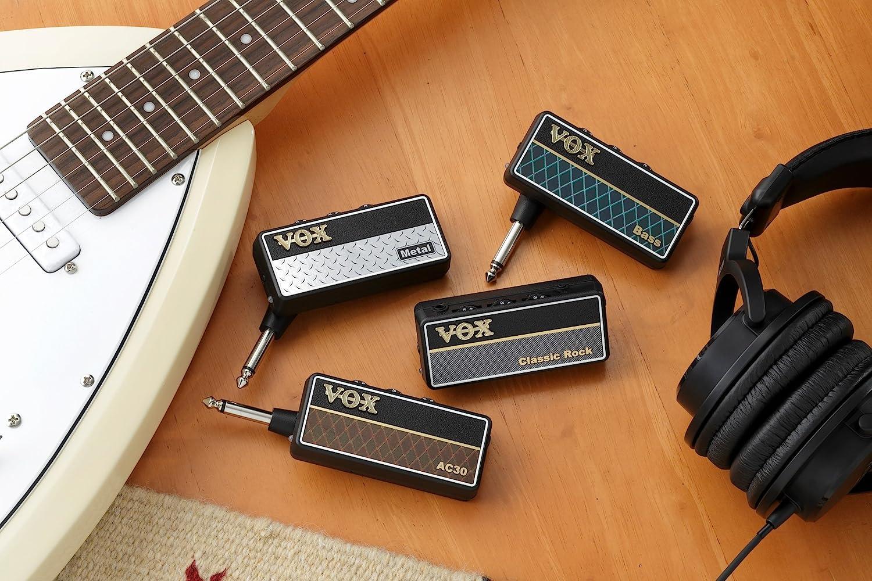 Vox AmPlug 2 Classic Rock - Pre-amplificadores: Amazon.es ...