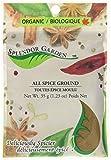 Splendor Garden Organic Allspice Ground, 35gm