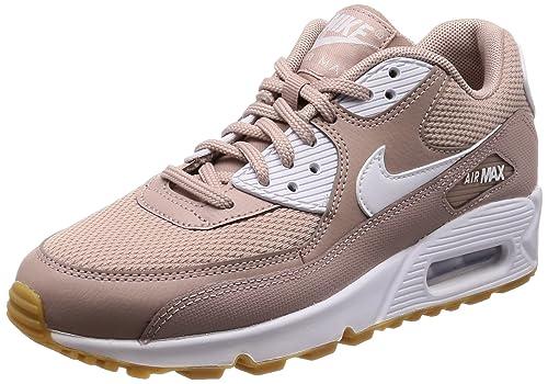 Nike Sneaker »Air Max Ivo Wmns« Damen Schuhe beige weiß blau