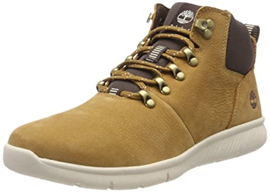 Timberland Boltero Leather Hiker, Sneakers Alte Uomo