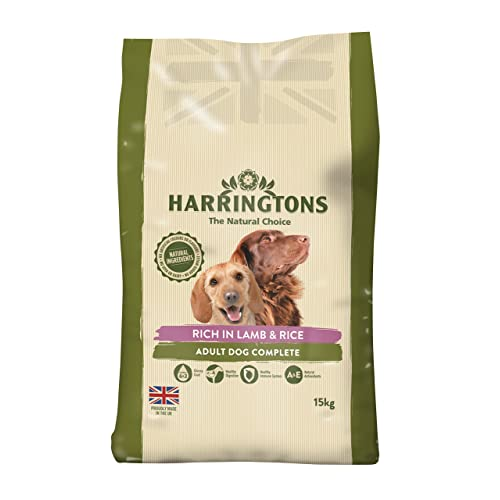 Harrington S Dog Food Complete Lamb And Rice Dry Mix Kg