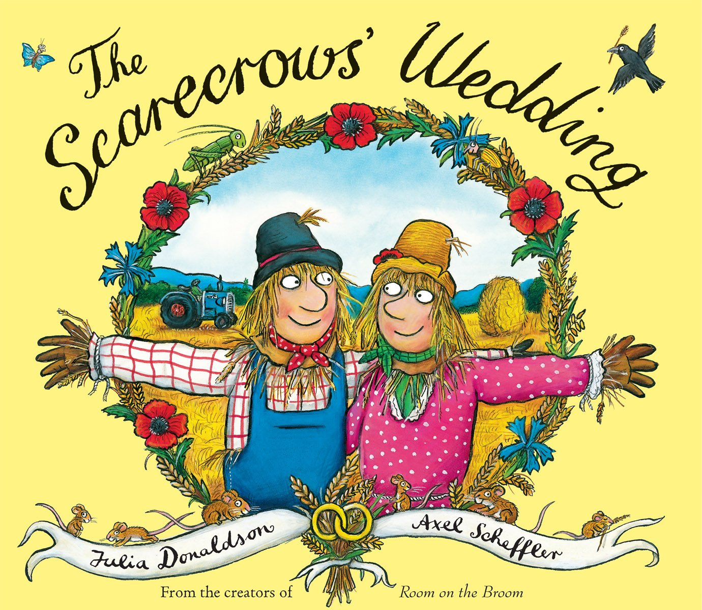 Image result for the scarecrows wedding