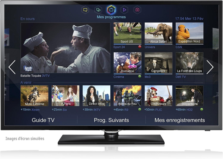 SAMSUNG Televisor LED Smart TV UE32F5300: Amazon.es: Electrónica