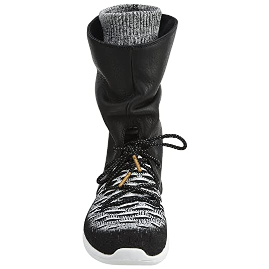 on sale a5027 91fd6 amazon amazon nike womens roshe two hi flyknit trainers 861708 sneakers  boots road running d2d21 eeb8e
