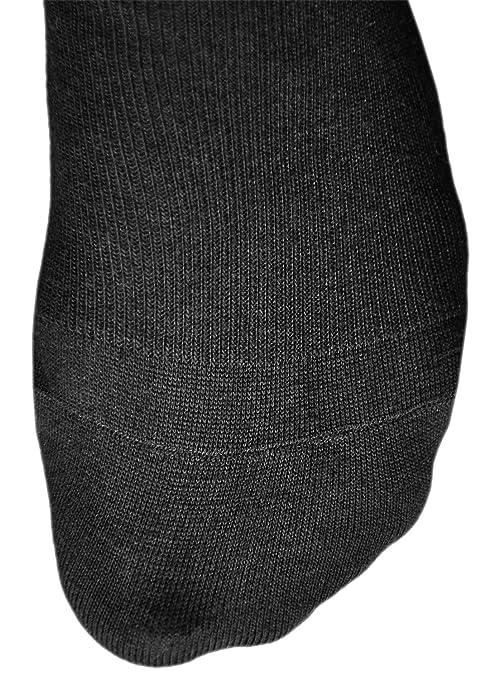 vitsocks Calcetines Sin Elástico Mujer No Aprieten (3 PARES) Suaves Sin Goma para Pies Cansados ALGODÓN, Salud: Amazon.es: Ropa y accesorios