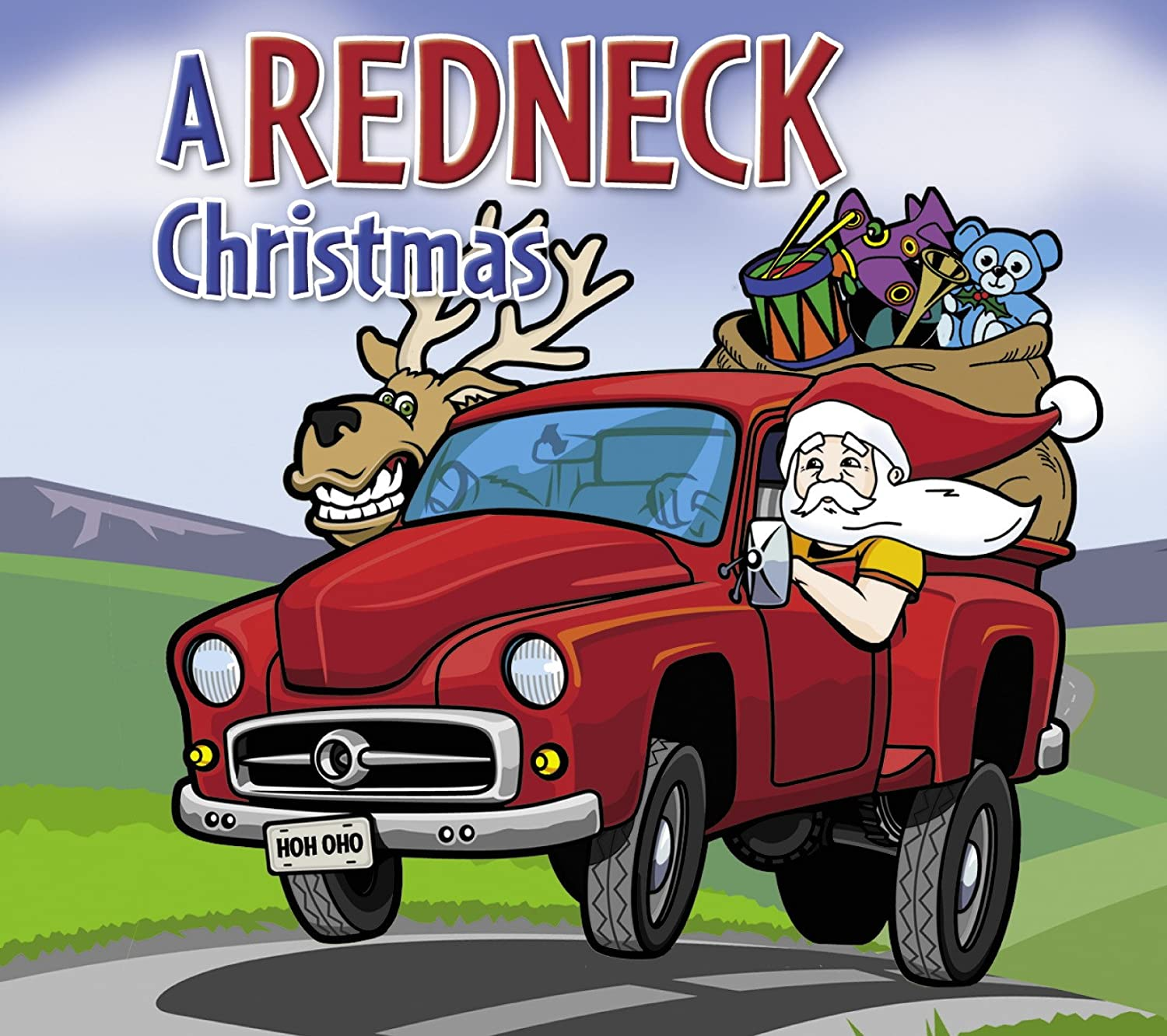 Slidawg and the Redneck Ramblers - A Redneck Christmas - Amazon.com ...