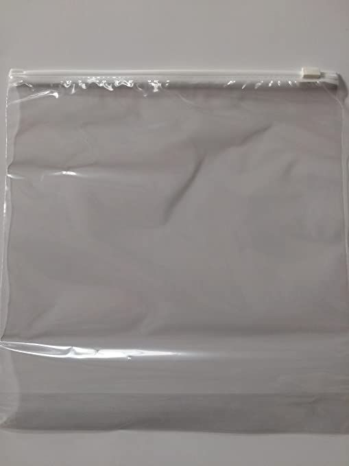 100 Grandes deslizante Ziplock Bolsas de plástico. 10,5