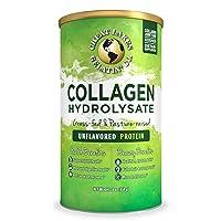 Great Lakes Gelatin, Collagen Hydrolysate, Unflavored Beef Protein, Kosher, 16 Oz...